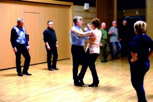 Zajęcia Tańca Towarzyskiego
