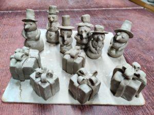 Cykliczne warsztaty z ceramiki