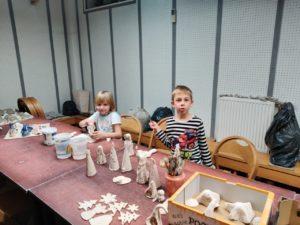 Zajęcia z ceramiki