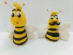 Modelinowe czwartki: Pszczoły – Katarzyna Szablowska