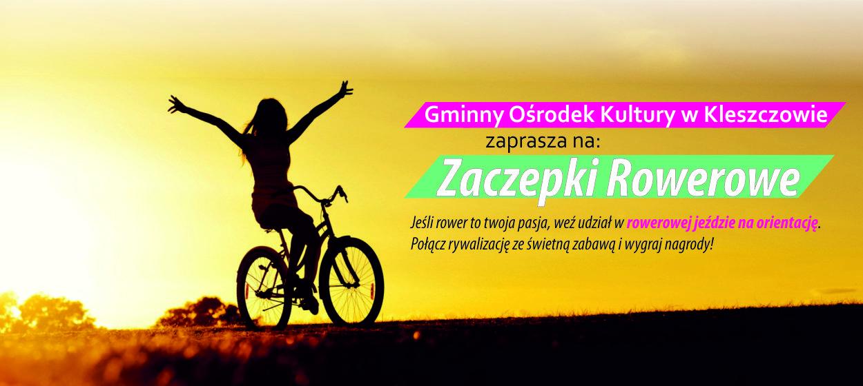 Zaczepki Rowerowe – jazda na orientację z GOK.