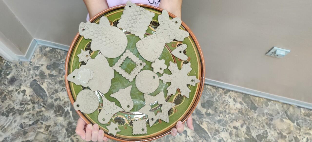 05.11.2020 – Ceramiczne Świąteczne Pierniczki