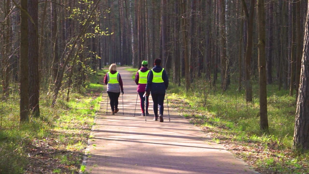 13 majówka z Nordic Walking