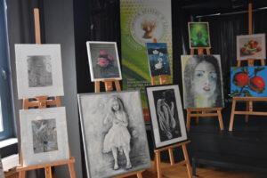 Kobiece Światoprzestrzenie 2021 – Ogólnopolska wystawa malarstwa on-line.