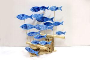 Wiosenne inspiracje: Kolorowe rybki