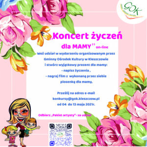 Koncert życzeń dla MAMY