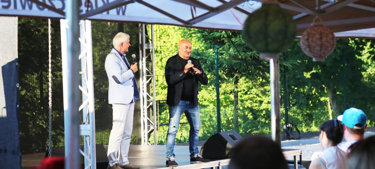 """Fotorelacja z """"Podwieczorku z Gwiazdą"""" z Marcinem Dańcem"""