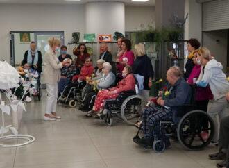 Wizyta podopiecznych Mieszkańców Domu św. Barbary